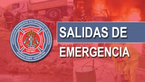 Domingo de Pascuas: Accidente, Rescate e Incendio
